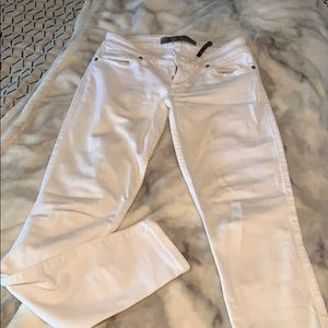 White GUESS? Jeans